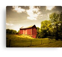 Country Place Canvas Print