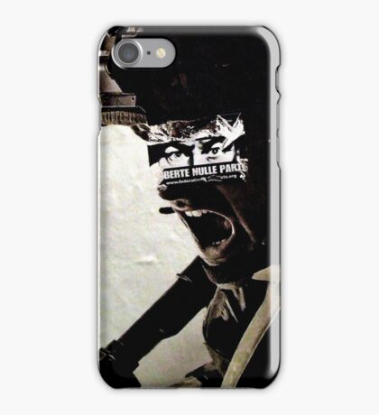 Call of libertad iPhone Case/Skin
