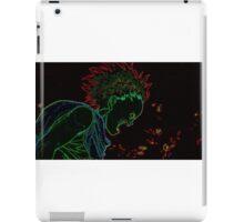 Akira - Tetsuo - Neon Rage iPad Case/Skin
