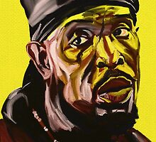 Omar Little by sirdizzel