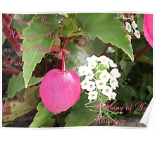 Natures Heart Poster