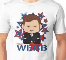 Team Webb Politico'bot Toy Robot Unisex T-Shirt