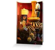 Care for a cosy Greeting Card