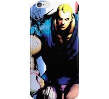Street Fighter IV Abel iPhone Case/Skin
