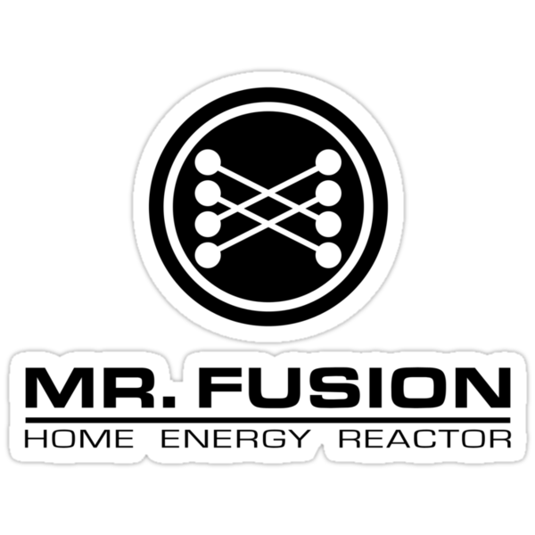 Mr. Fusion by synaptyx