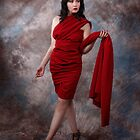 Lady in Red by zemi
