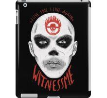 Witness Me iPad Case/Skin