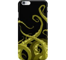 Subterranean - Green iPhone Case/Skin