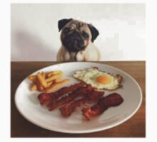 Pugs & Bacon by Annie Rishty