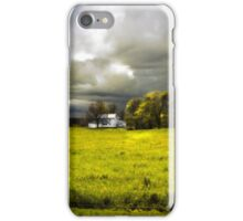 Storm Coming iPhone Case/Skin