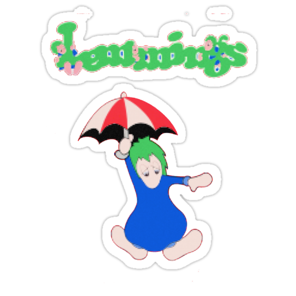 Lemmings by Gosy