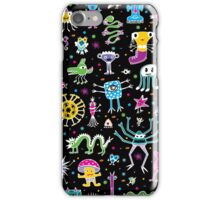 Kindergarten Kreepers iPhone Case/Skin