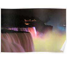 Niagara Illumination! Poster