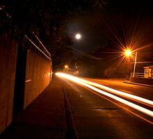 moonrise by Mark de Jong