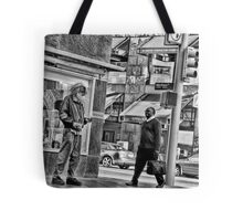 Intersection-3 Tote Bag