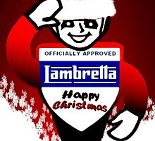 approved Lambretta Christmas by images6six