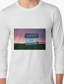 Mournful Farm Shed Long Sleeve T-Shirt
