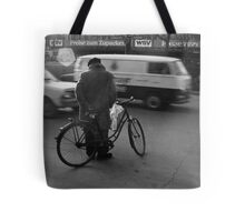 Waiting To Cross Tote Bag
