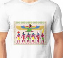 EYGPTIAN GODS Unisex T-Shirt