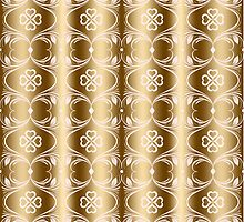 Seamless floral pattern by ibphotos