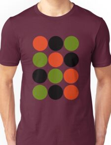 RETRO DOTS Unisex T-Shirt