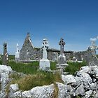Cemetery-Irish Countryside by Kaitlin Bush