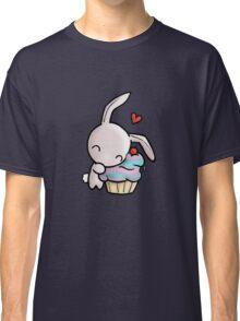 Cupcake Bunny Classic T-Shirt