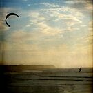 The Kite Surfer by rosedew