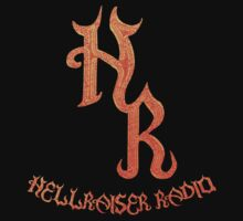 Hellraiser Radio presented by UEW One Piece - Short Sleeve
