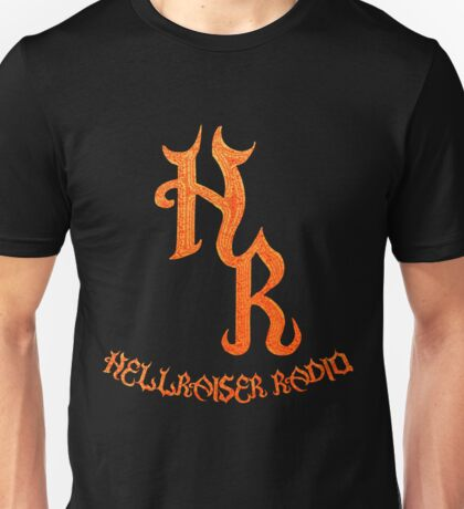 Hellraiser Radio presented by UEW Unisex T-Shirt