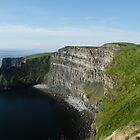 Cliffs of Mohr III by Kaitlin Bush
