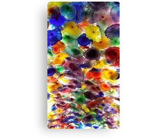 Chihuly Bellagio Glass Art Canvas Print