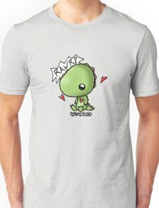 Dino says Rawr Unisex T-Shirt