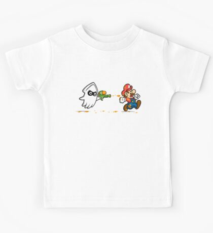 Revenge of the Squid Kids Tee