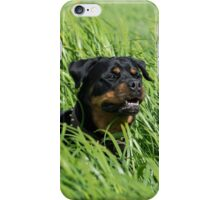 Dad where's the mower? iPhone Case/Skin