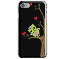 Cute Owl iPhone Case/Skin