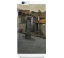 Diferent points of view iPhone Case/Skin