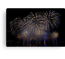 Fireworks 15 Canvas Print