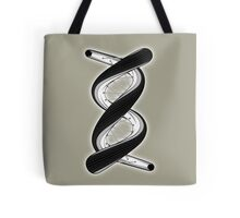 Cycling is in my DNA Tote Bag