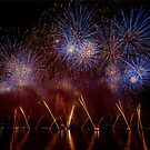 Fireworks 17 by David Freeman