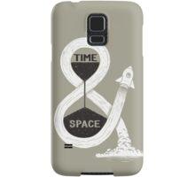 Time & Space Samsung Galaxy Case/Skin