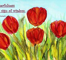 Cheerfulness by Caroline  Lembke
