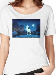 The Last Unicorn 2.0 Women's Relaxed Fit T-Shirt