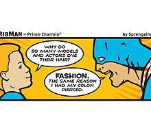 Prince Charmin® - Captain RibMan by Captain RibMan
