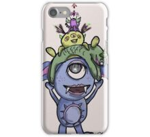 Monster Piles iPhone Case/Skin