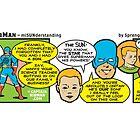 MiSUNderstanding - Captain RibMan by Captain RibMan