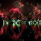 Fireworks 20 by David Freeman