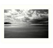 Storm in Dingle Bay, Kerry, Ireland Art Print