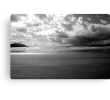 Storm in Dingle Bay, Kerry, Ireland Canvas Print