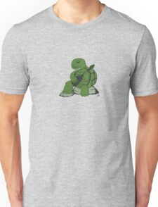 Guitar Turtle Unisex T-Shirt